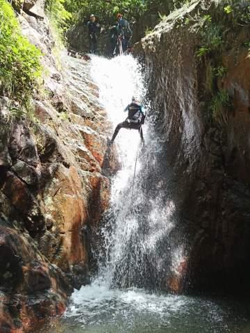 Canyon de l'Argensou