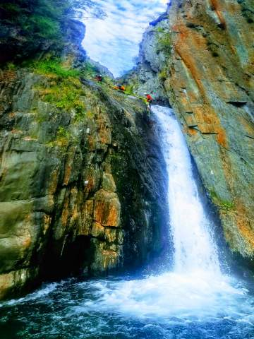 Canyon de L'Artigue